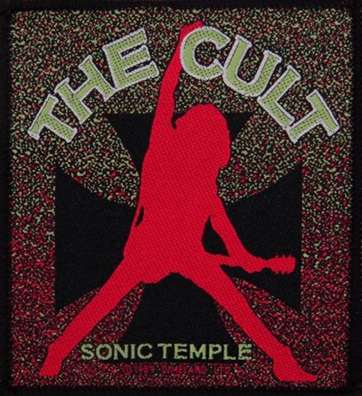naszywka THE CULT - SONIC TEMPLE