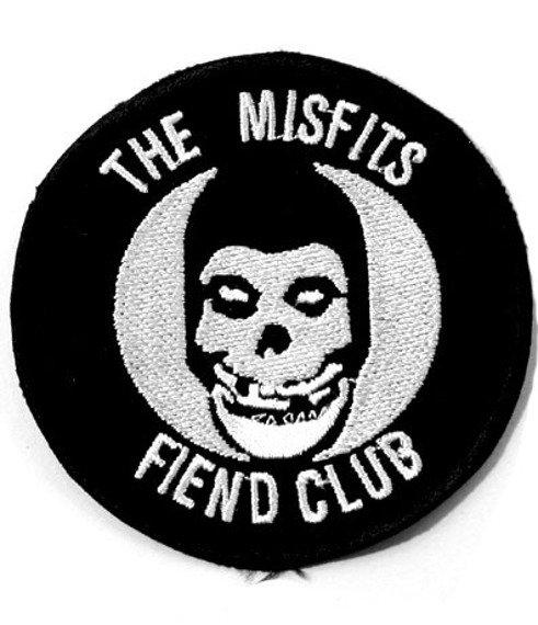 naszywka THE MISFITS - FIEND CLUB