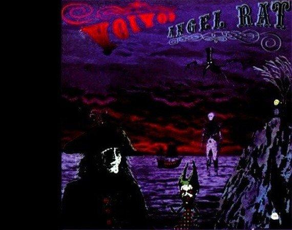 naszywka VOIVOD - ANGEL RAT