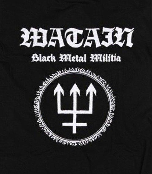 naszywka WATAIN - BLACK METAL MILITIA