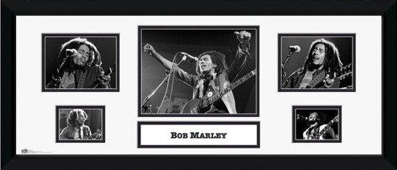 obraz w ramie BOB MARLEY - STORYBOARD