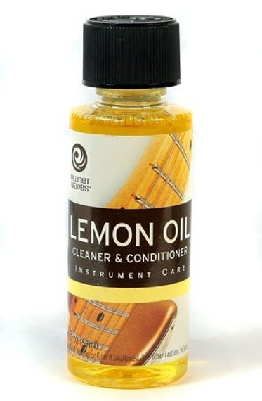 olejek cytrynowy do podstrunnic PLANET WAVES LEMON OIL