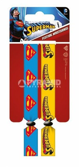opaski festiwalowe SUPERMAN