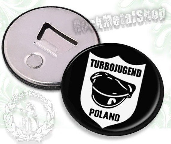 otwieracz do piwa TURBOJUGEND POLAND