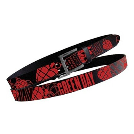 pas GREEN DAY - RED PRINT