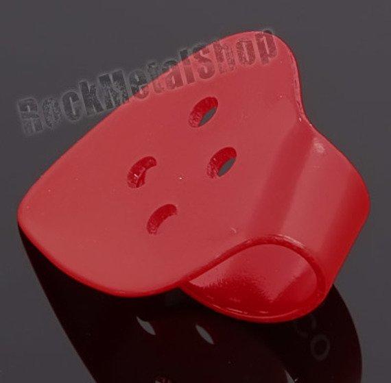 pazurek DUNLOP HERCO / RED HE114R na kciuk
