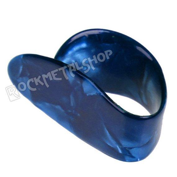 pazurek na kciuk średni BOSTON TORTOISE / BLUE