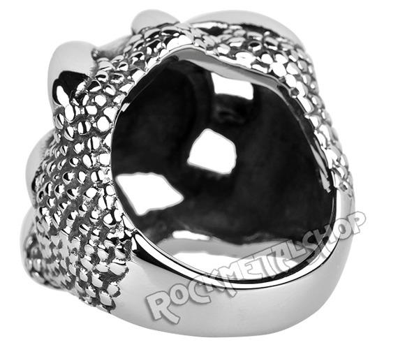pierścień CLAW SKULL