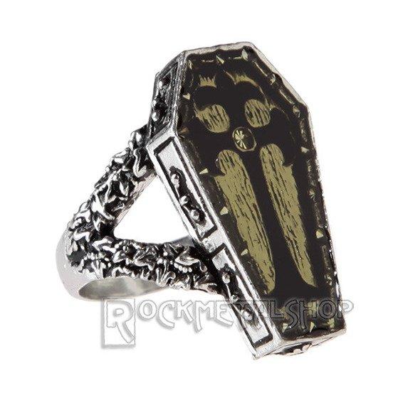 pierścień COFFIN OF ORTRANTO