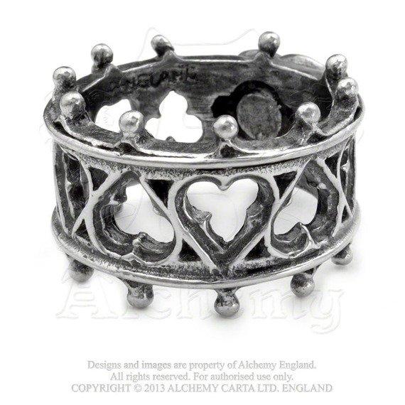 pierścień ELIZABETHAN