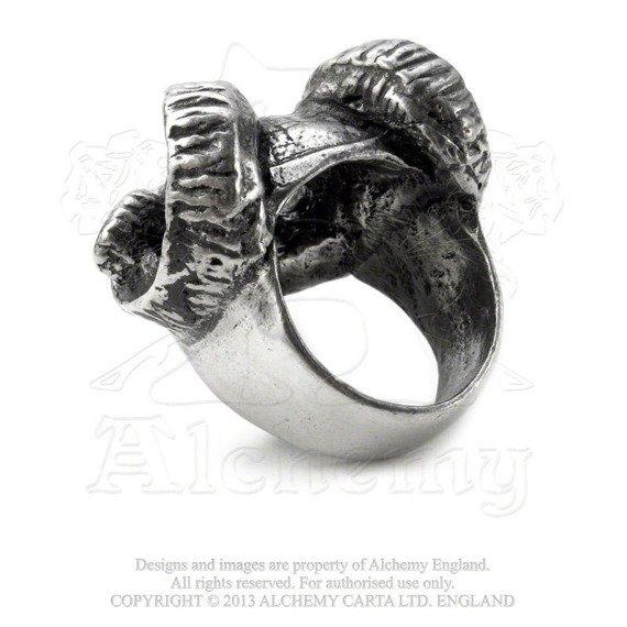pierścień HELL'S DOORMAN