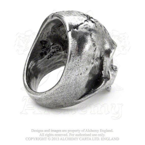 pierścień RUINATION SKULL