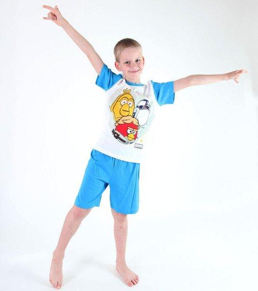 piżama dziecięca ANGRY BIRDS STAR WARS - CREW