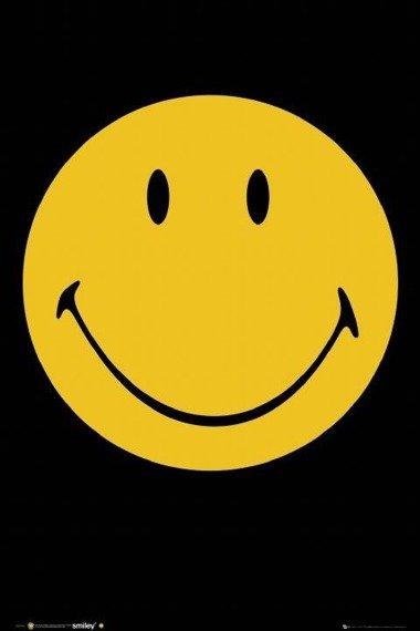 plakat SMILEY
