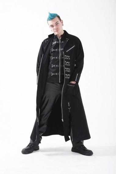 płaszcz DEAD THREADS