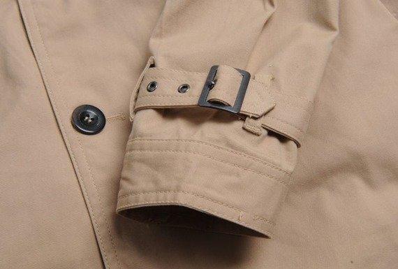 płaszcz TRENCHCOAT BEIGE