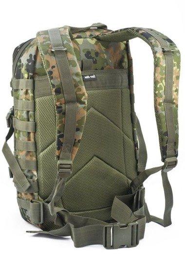 plecak taktyczny US ASSAULT PACK SM FLECKTARN, 20 litrów