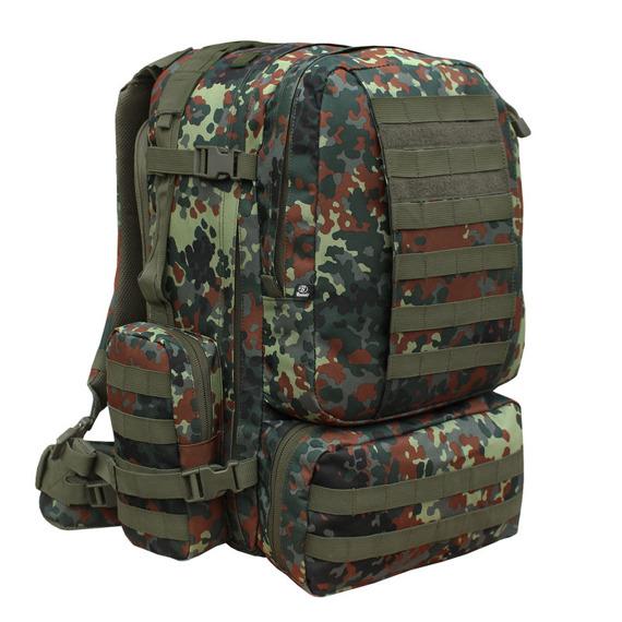 plecak taktyczny US COOPER 3 DAY - FLECKTARN, 50 litrów