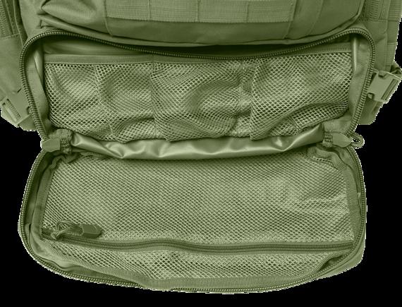 plecak taktyczny US COOPER 3 DAY - OLIV, 50 litrów