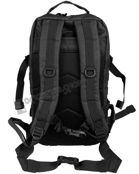plecak taktyczny US COOPER PATCH BLACK, 25 litrów