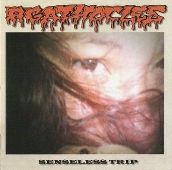 płyta CD: AGATHOCLES - SENSELESS TRIP