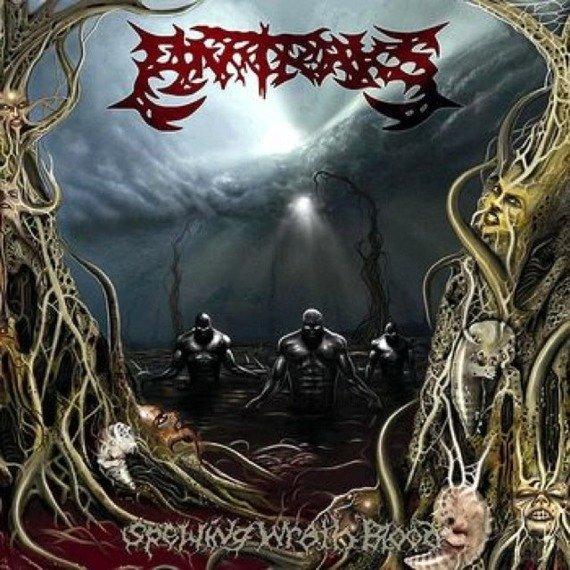płyta CD: ANTRAKS - SPEWING WRATH BLOOD