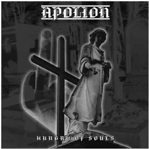 płyta CD: APOLION - HUNGRY OF SOULS