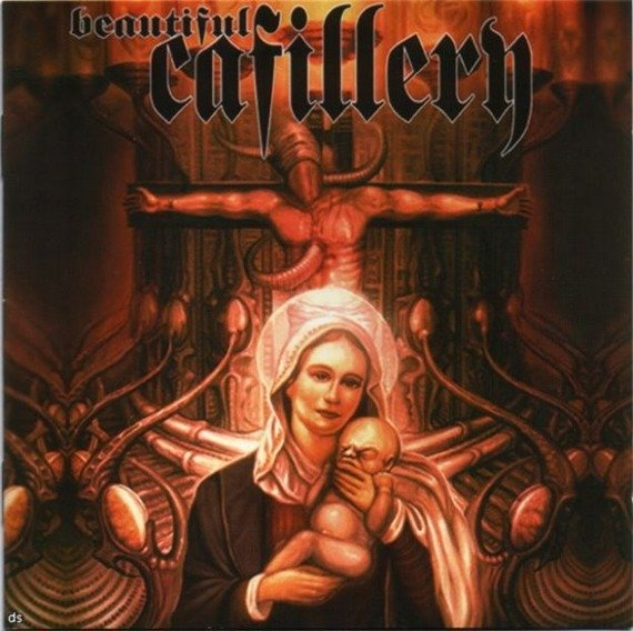 płyta CD: BEAUTIFUL CAFILLERY - RECIPROCAL TRANSFUSION