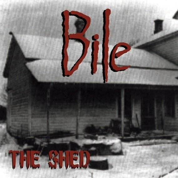 płyta CD: BILE - THE SHED