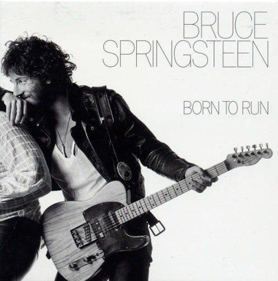 płyta CD: BRUCE SPRINGSTEEN - BORN TO RUN