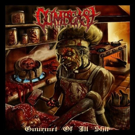 płyta CD: CUMBEAST - GOURMET OF ILL SHIT