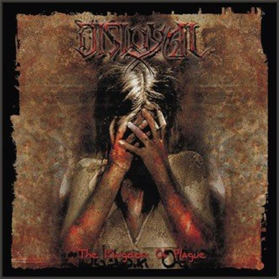 płyta CD: DISLOYAL - THE KINGDOM OF PLAGUE (RM666 005)