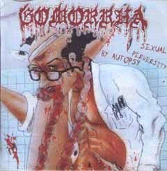 płyta CD: GOMORRHA - SEXUAL PERVERSITY BY AUTOPSY