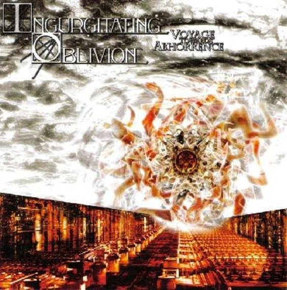 płyta CD: INGURGITATING OBLIVION - VOYAGE TOWARDS ABHORRENCE