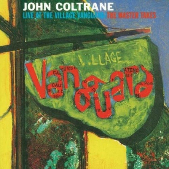 płyta CD: JOHN COLTRANE - LIVE AT THE VILLAGE VANGUARD: THE MASTER TAKES [extra tracks]