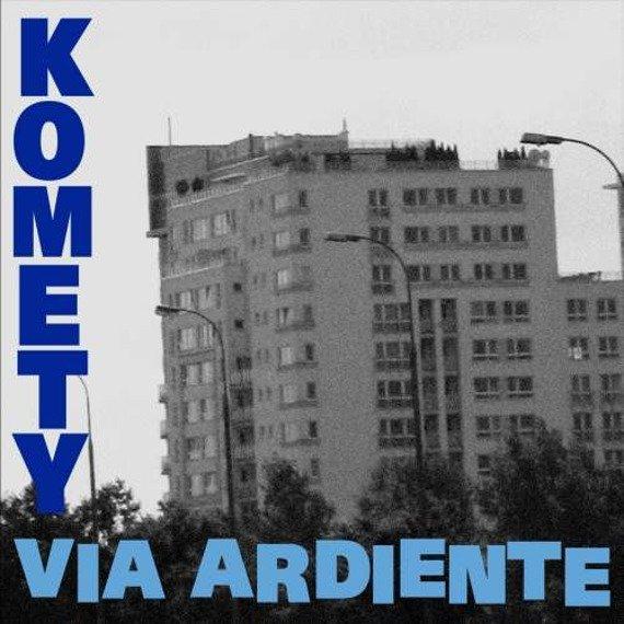 płyta CD: KOMETY - VIA ARDIENTE