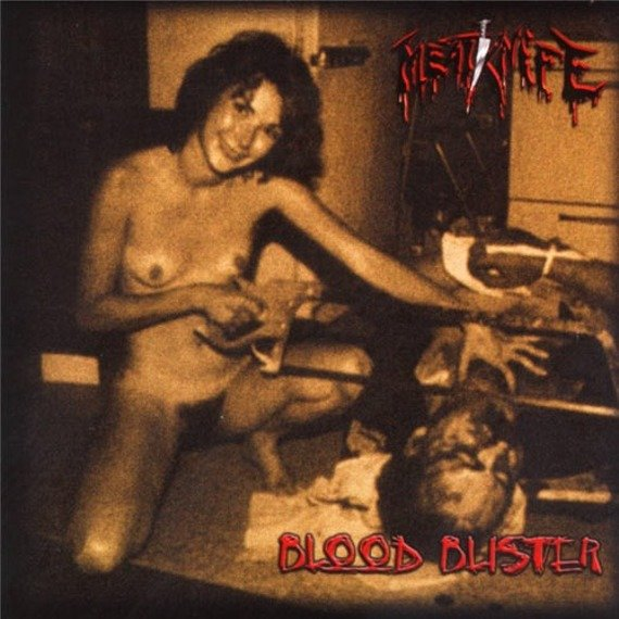 płyta CD: MEATKNIFE - BLOOD BLISTER