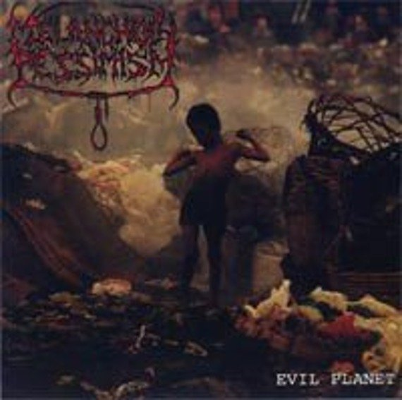 płyta CD: MELANCHOLY PESSIMISM - EVIL PLANET