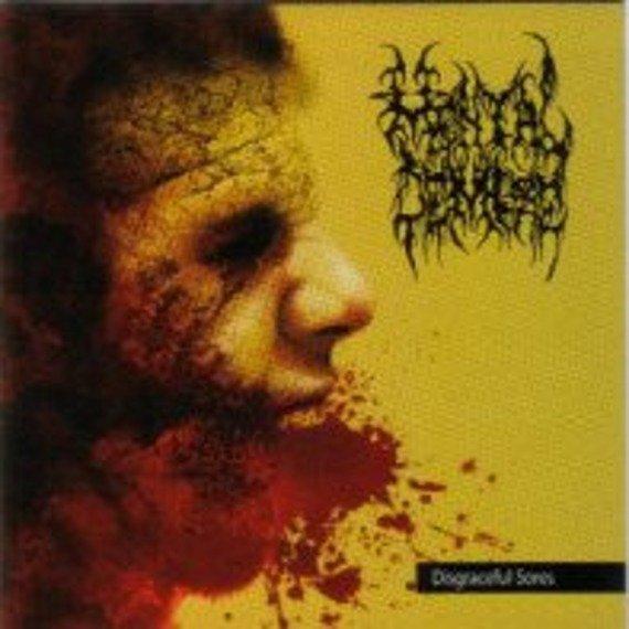 płyta CD: MENTAL DEMISE - DISGRACEFUL SORES
