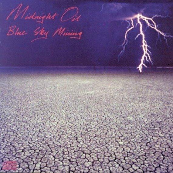 płyta CD: MIDNIGHT OIL - BLUE SKY MINING