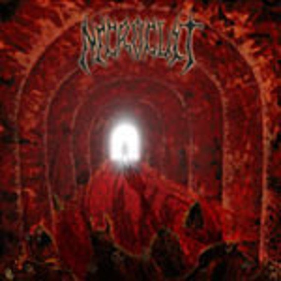 płyta CD: NECROCULT (FRA) - NECROCULT