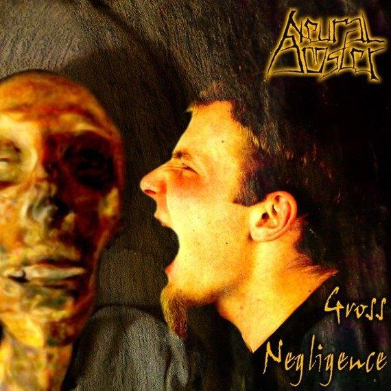 płyta CD: NEURAL BOOSTER - GROSS NEGLIGENCE