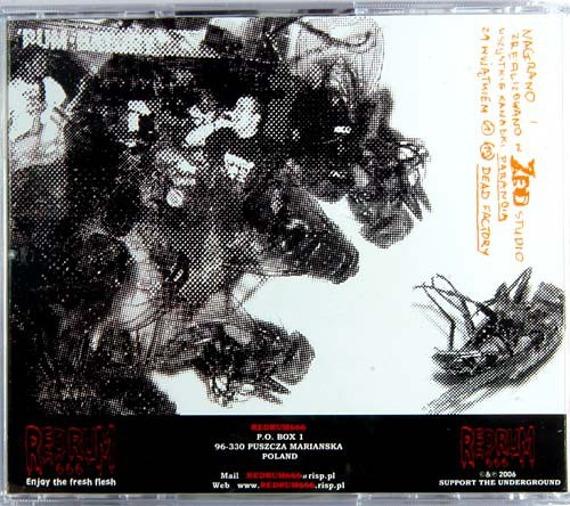 płyta CD: PARANOIA - PARANOIA (RM666 011)