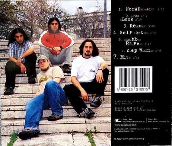 płyta CD: SELF TORTURE - MISLEAD