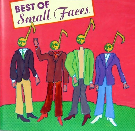 płyta CD: SMALL FACES - BEST OF