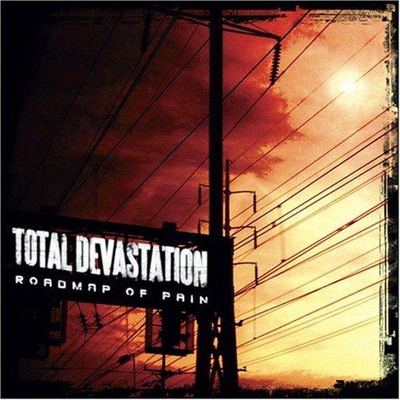 płyta CD: TOTAL DEVASTATION - ROADMAP OF PAIN