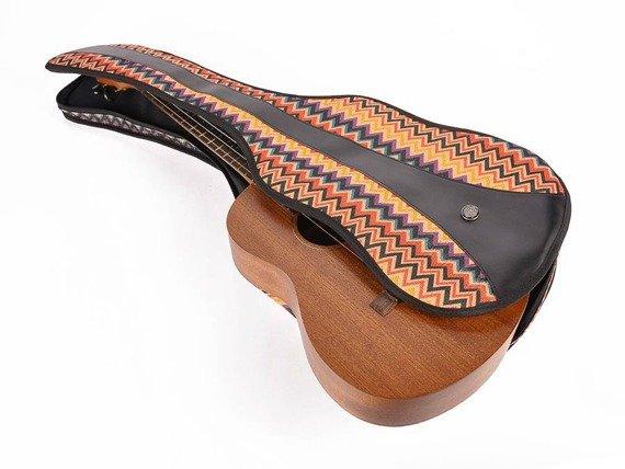 pokrowiec do ukulele sopranowego GAUCHO PEACE US-1969/3