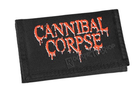 portfel CANNIBAL CORPSE - LOGO
