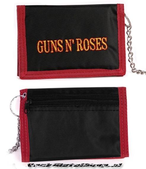 portfel GUNS N'ROSES