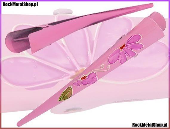 spinka do włosów FLOWERS
